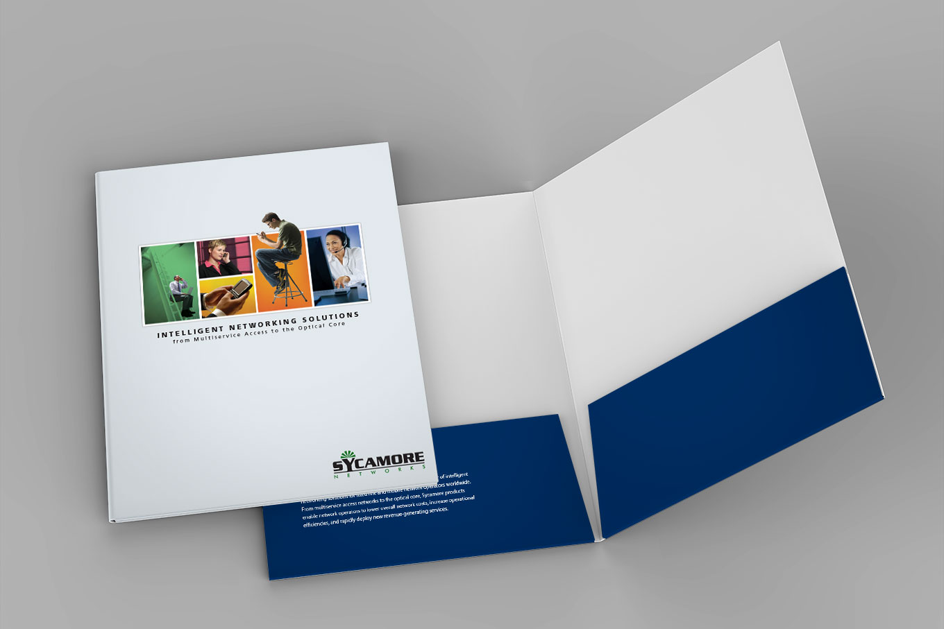 Sycamore Networks, Inc. - Presentation Folder