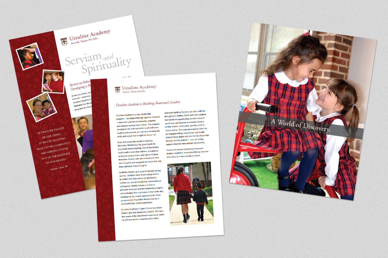 Ursuline Academy - Admissions Packet